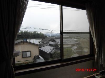 窓ビフォー