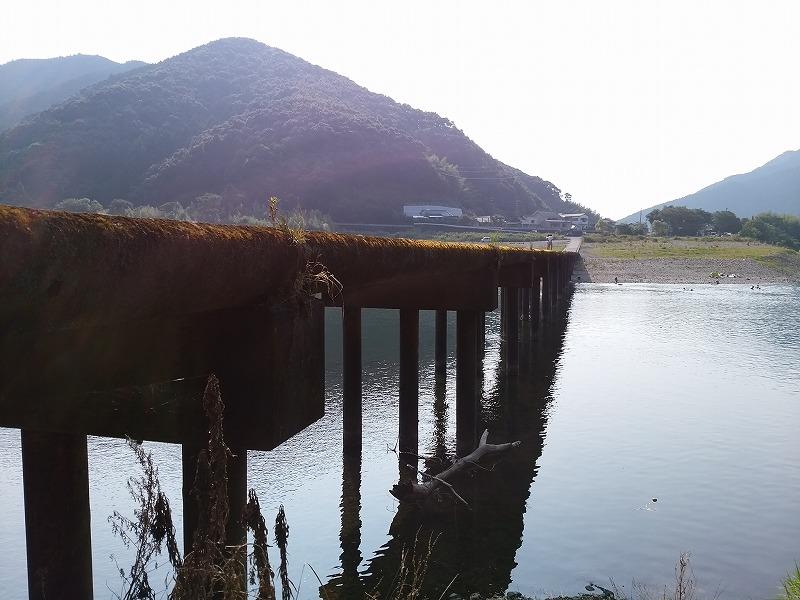 勝間(沈下)橋 (1)