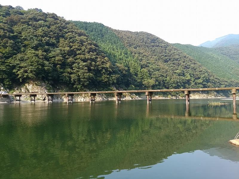 岩間(沈下)橋