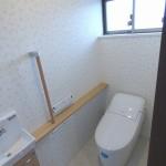 ①トイレ 改修後