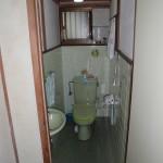 改修前 1階トイレ