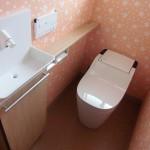 改修後 2階トイレ