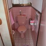 改修前 2階トイレ