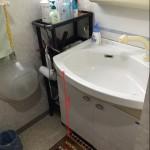 改修前 洗面化粧室