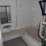 改修後 浴室