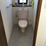 改修前 トイレ