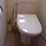 改修前:トイレ