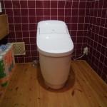 施工後:トイレ