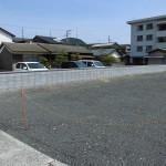 改修後:ブロック塀
