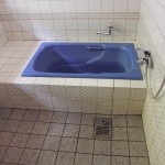 改修前:浴槽
