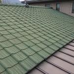 施工前:屋根瓦