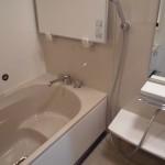施工後:浴室