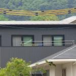施工前:太陽光発電