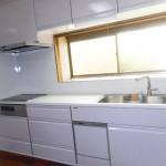 改修後:キッチン