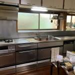 改修前:キッチン